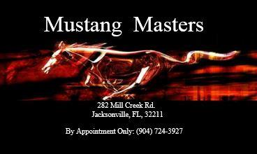 Mustang Masters